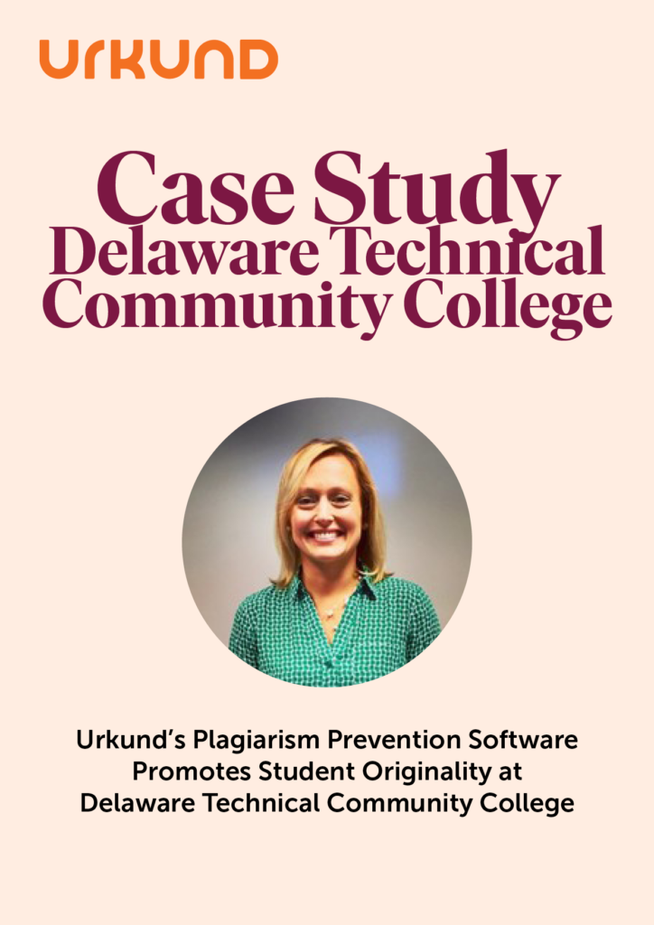 Case Study Delaware Technical Community College
